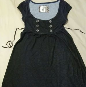 Free People black dress size XS